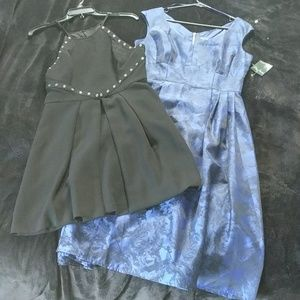 Gorgeous, 2 dress bundle